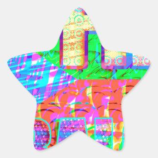 Baluchistan flag. free baluch star sticker