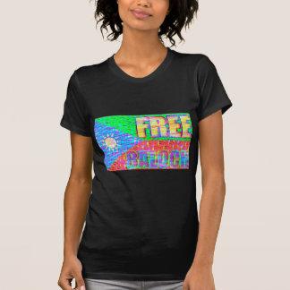 Baluchistan flag. free baluch T-Shirt