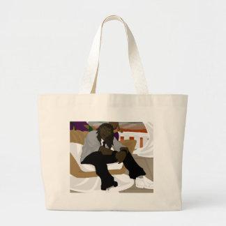 Balustrade Foyer Canvas Bags