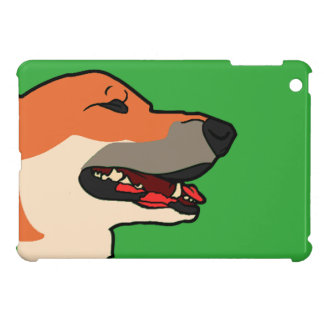Balyn - Corgi Laugh iPad Mini Covers