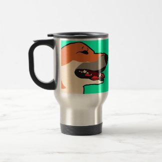 Balyn - Corgi Laugh Travel Mug