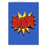 Bam-3 Felicitaciones