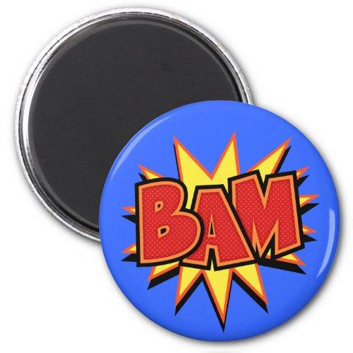Bam-3 Imanes De Nevera