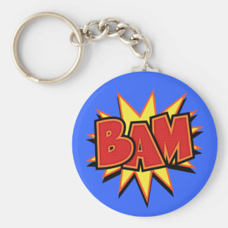 Bam-3 Keychain