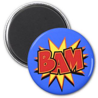 Bam-3 Refrigerator Magnet