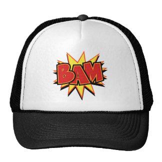 Bam-3 Trucker Hat