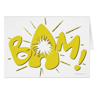 BAM! CARD