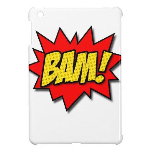 BAM! COVER FOR THE iPad MINI