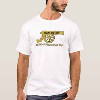BAM Derby White Scrimmage T T-Shirt