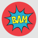 ¡Bam! Etiqueta