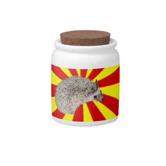 BAM! Hedgehog jar ver.1 Candy Jars