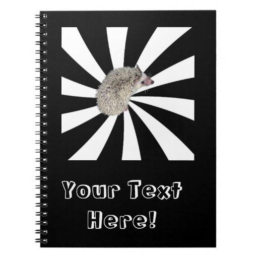 BAM! Hedgehog Notebook ver.4