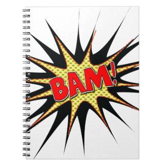 Bam! Notebook