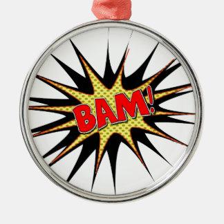 Bam! Ornament
