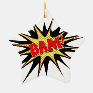 Bam! Ornaments