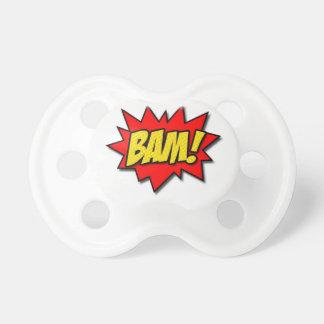 BAM! PACIFIER
