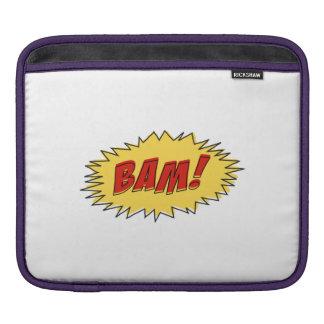 Bam Sign iPad Sleeve