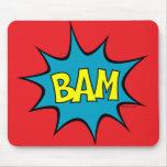 ¡Bam! Tapetes De Ratones