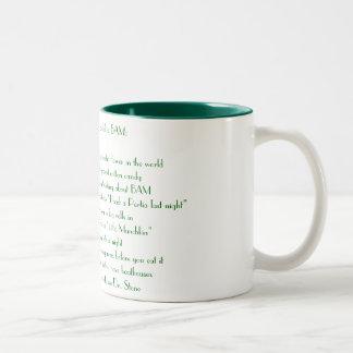 BAM Top 10 Mug