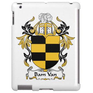 Bam Van Family Crest