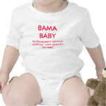 BAMA BABY, My Nana says I can have anything I w... Rompers