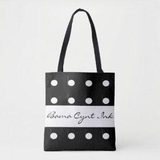 Bama Cynt Ink Tote Bag