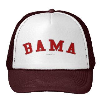 Bama Hat