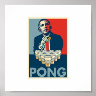 BAMA-PONG-Poster Poster