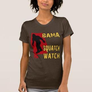 Bama Squatch Watch Tee Shirts