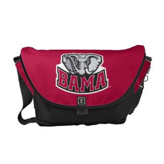 Bama with Big Al Courier Bag