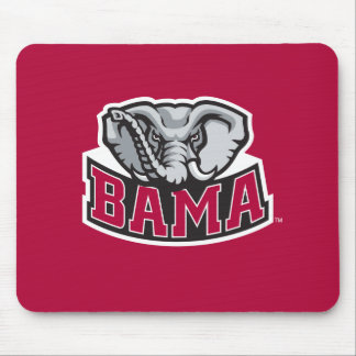 Bama with Big Al Mouse Pad