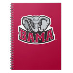 Bama with Big Al Notebook