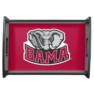 Bama with Big Al Serving Tray