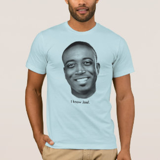 BamaGear I know Joel T-Shirt