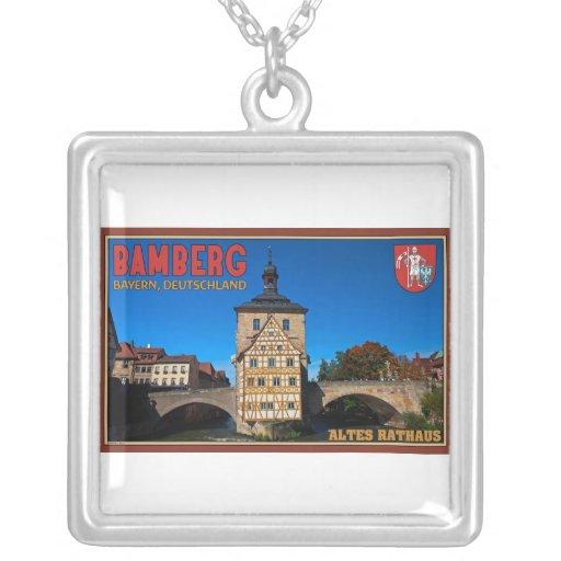 Bamberg - Altes Rathaus Landscape Necklaces