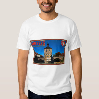 Bamberg - Altes Rathaus Landscape Tee Shirt