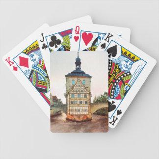 Bamberg Bicycle Playing Cards