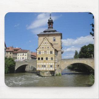 Bamberg Building Mousepads