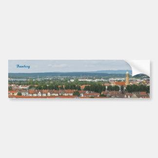 Bamberg Bumper Sticker