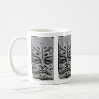 Bamberg Cathedral Green Man Coffee Mug