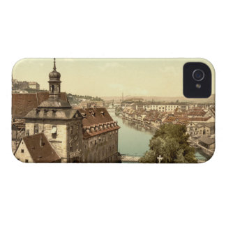 Bamberg Court House, Bavaria, Germany iPhone 4 Case-Mate Case