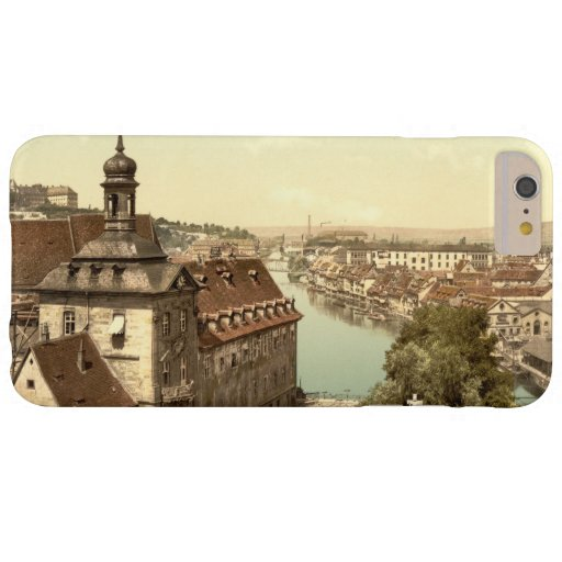 Bamberg Court House, Bavaria, Germany Barely There iPhone 6 Plus Case