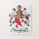 Bamberg Family Crest Puzzles