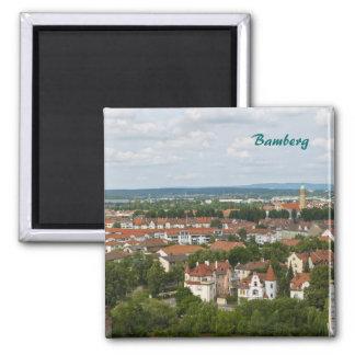 Bamberg Imán Cuadrado