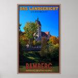 Bamberg Landgericht Posters
