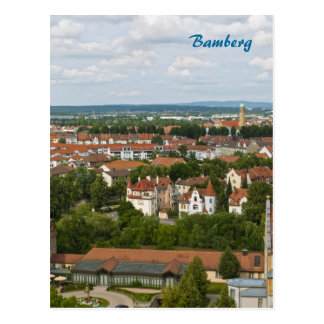Bamberg Post Card