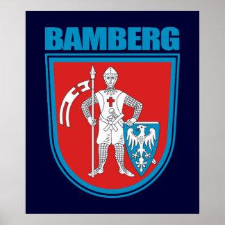 Bamberg Póster
