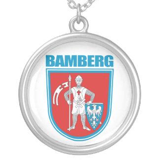 Bamberg Silver Plated Necklace