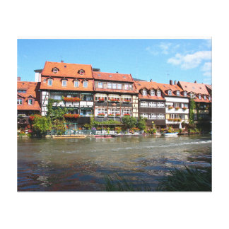 Bamberg - small Venice Canvas Print