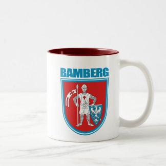 Bamberg Taza De Dos Tonos